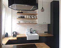 WILCZA - Kuchnia, styl eklektyczny - zdjęcie od ESTU architektura wnętrz - Homebook