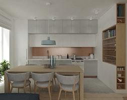 MOZAIKA MOKOTÓW - Kuchnia, styl nowoczesny - zdjęcie od ESTU architektura wnętrz - Homebook