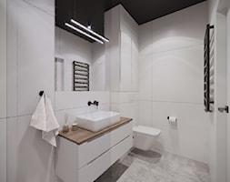 ZIELONY ŻOLIBORZ - Łazienka, styl nowoczesny - zdjęcie od ESTU architektura wnętrz - Homebook