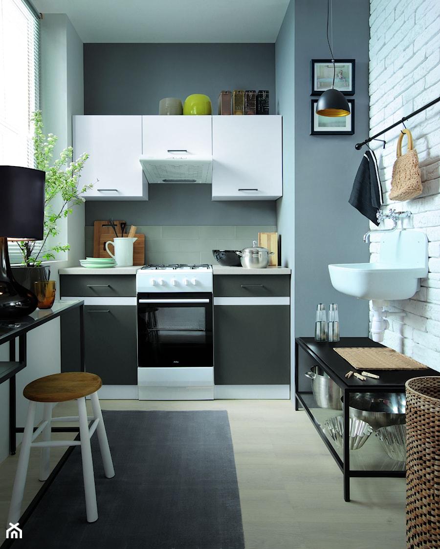 kuchnie kuchnia styl skandynawski zdjęcie od black