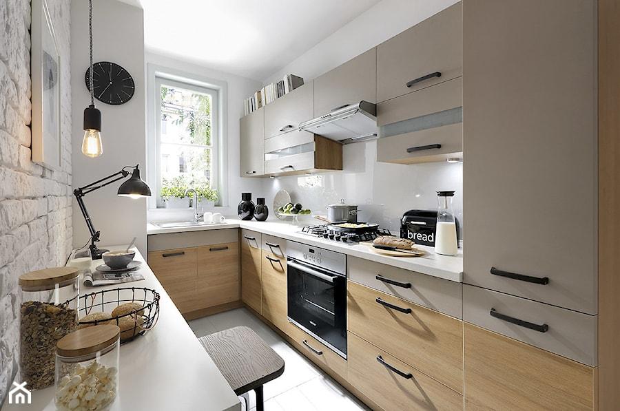 Kuchnia Semi Line  zdjęcie od Black Red White -> Kuchnia Prowansalska Homebook