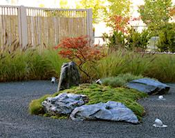 Ogród japoński - Średni ogród za domem - zdjęcie od HADIKA