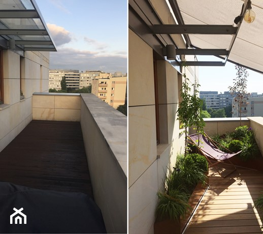 Jak osłonić balkon przed słońcem?