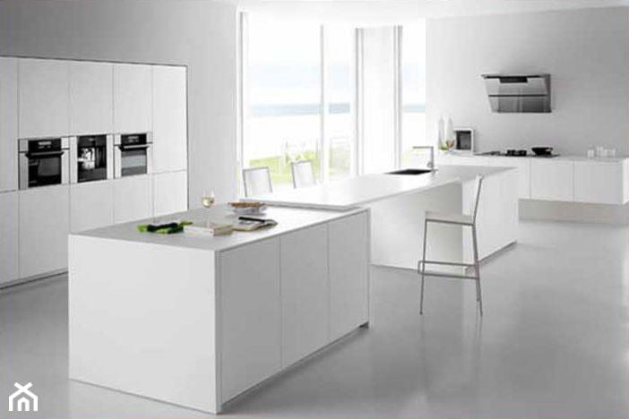 Biała kuchnia  zdjęcie od SodaHome -> Biala Kuchnia Obrazy