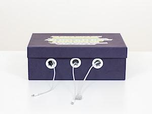 DIY:  Pudełko na kable
