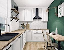 Zielona Kuchnia Aranżacje Pomysły Inspiracje Homebook