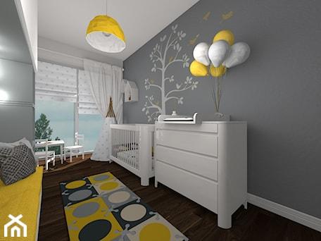 Aranżacje wnętrz - Pokój dziecka: POKÓJ CHŁOPCA - drzewko - Pokój dziecka, styl nowoczesny - Agata Łysiak PIĘTRO. Przeglądaj, dodawaj i zapisuj najlepsze zdjęcia, pomysły i inspiracje designerskie. W bazie mamy już prawie milion fotografii!