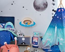 Pokoj dla chłopca - kolekcja firmy NolliPolli ''King of Space'' - zdjęcie od MaNaZa