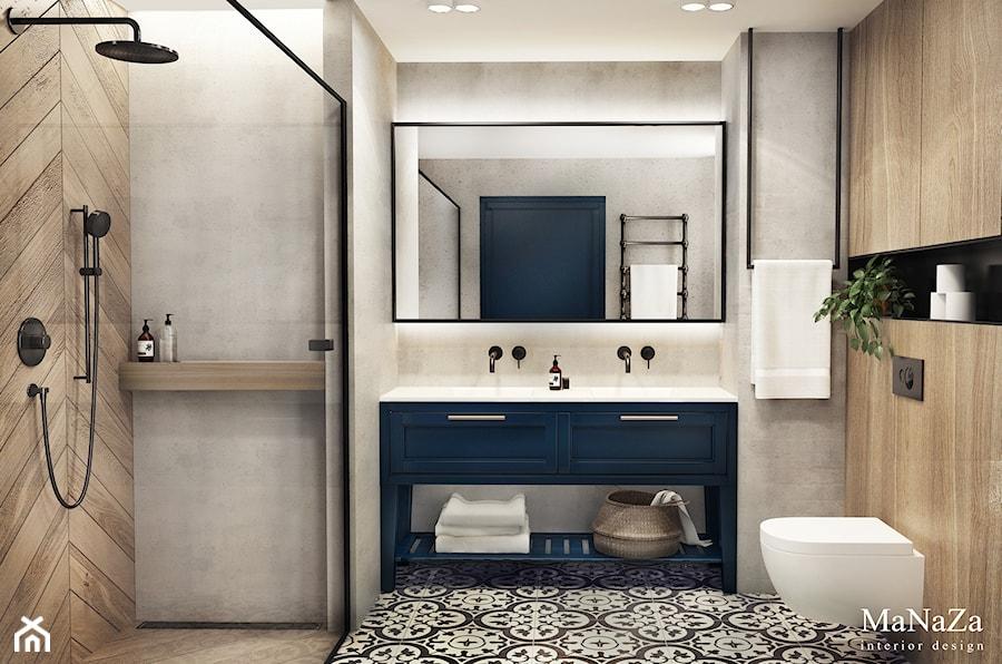 Łazienka 6m2 - zdjęcie od MaNaZa