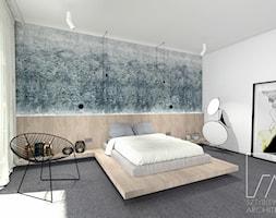 Sypialnia+-+zdj%C4%99cie+od+SZTYBLEWICZ_architekci