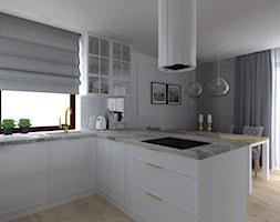 Kuchnia+-+zdj%C4%99cie+od+ap.+studio+architektoniczne+Aurelia+Palczewska-Dreszler