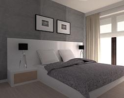 Sypialnia styl Nowoczesny - zdjęcie od ap. studio architektoniczne Aurelia Palczewska