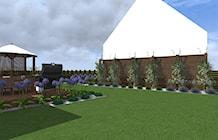 Ogród styl Nowoczesny - zdjęcie od ap. studio architektoniczne Aurelia Palczewska-Dreszler