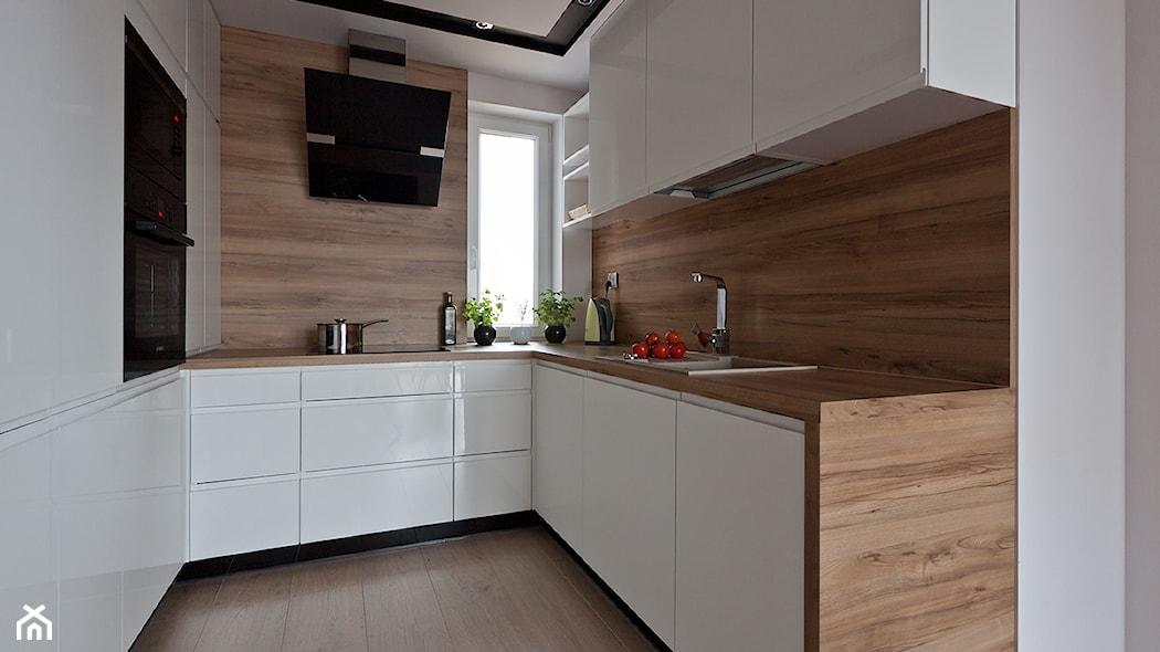 Mała kuchnia jak urządzić stylowo i funkcjonalnie   -> Kuchnia W Limonce
