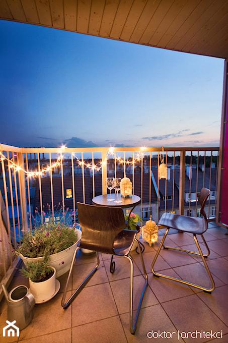 Oświetlenie Balkonu Pomysły Inspiracje I Porady Homebook