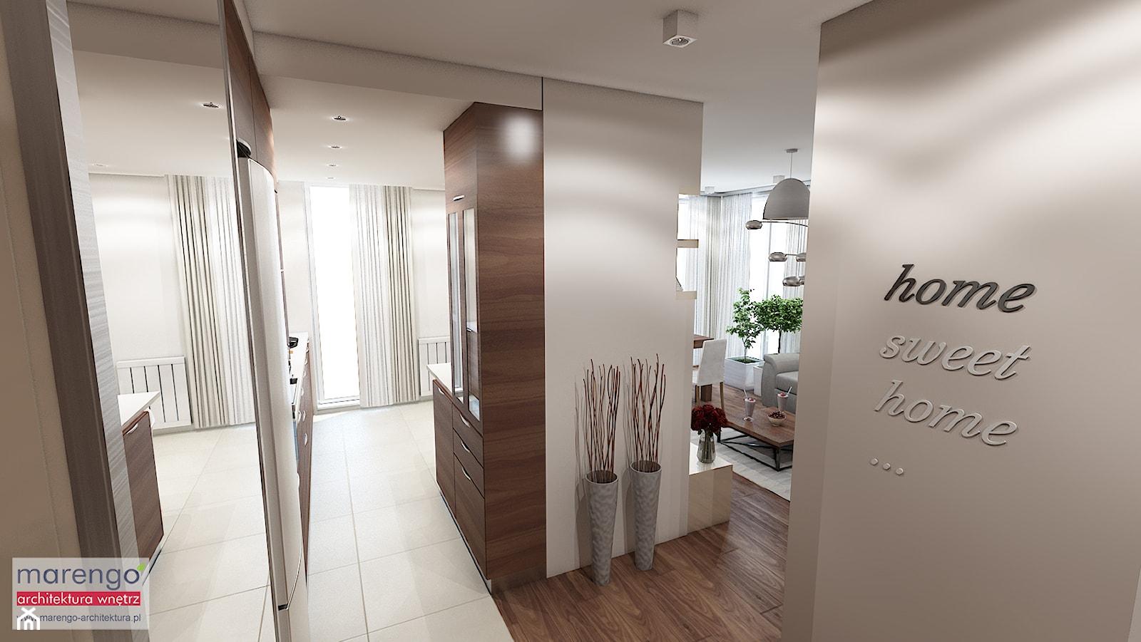 Mieszkanie w Krakowie - zdjęcie od marengo-architektura - Homebook