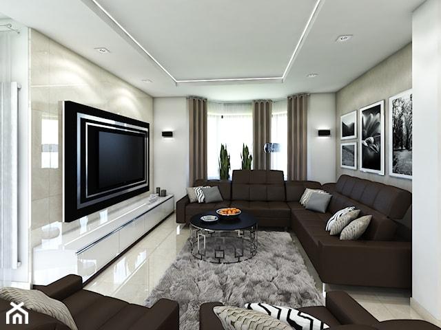 Dom minimalizm i glamour