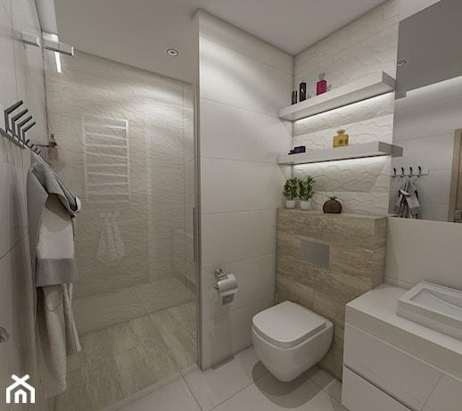 Kuchnia I łazienki W Stylu Skandynawskim Zdjęcie Od