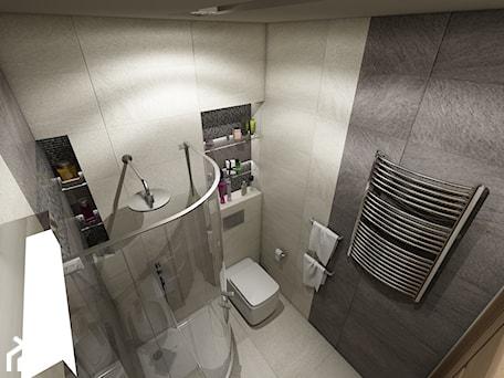 Aranżacje wnętrz - Łazienka: Wnętrze domu w stylu skandynawskim - Marengo Architektura Wnętrz Anna Knofliczek-Roman. Przeglądaj, dodawaj i zapisuj najlepsze zdjęcia, pomysły i inspiracje designerskie. W bazie mamy już prawie milion fotografii!