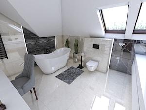 Dom minimalizm i glamour - zdjęcie od marengo-architektura