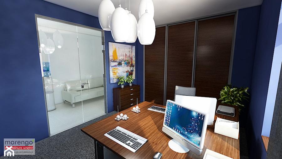 Biuro w Krakowie - zdjęcie od marengo-architektura