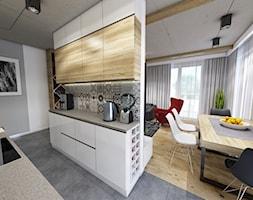 Mieszkanie w Gliwicach - zdjęcie od marengo-architektura