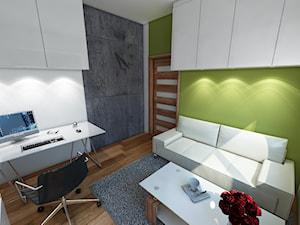 Pokoje gościnne i gabinety