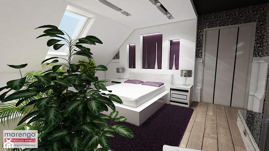 Dom w Myślenicach - zdjęcie od marengo-architektura