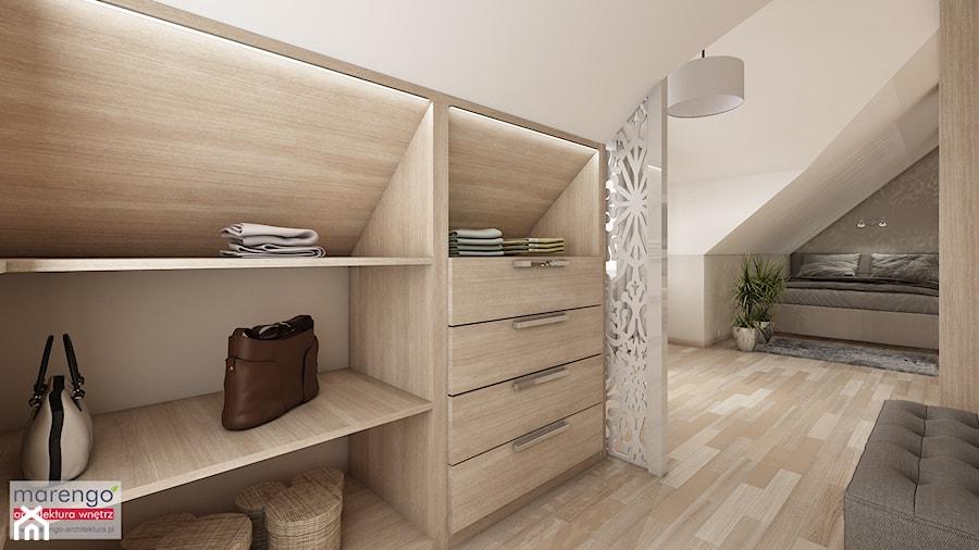 Aranżacje wnętrz - Garderoba: W klasycznym stylu - marengo-architektura. Przeglądaj, dodawaj i zapisuj najlepsze zdjęcia, pomysły i inspiracje designerskie. W bazie mamy już prawie milion fotografii!