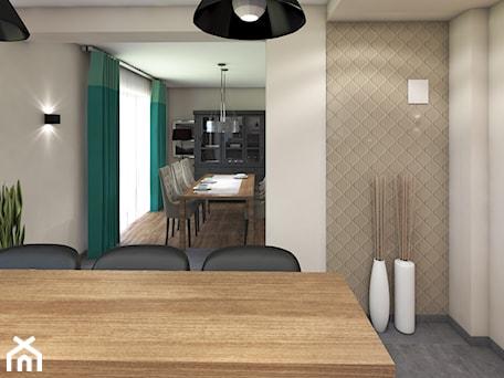 Aranżacje wnętrz - Kuchnia: Dom w Trzemeśni - marengo-architektura. Przeglądaj, dodawaj i zapisuj najlepsze zdjęcia, pomysły i inspiracje designerskie. W bazie mamy już prawie milion fotografii!
