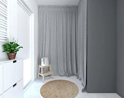 Projekt 32 - Garderoba, styl skandynawski - zdjęcie od PASS architekci