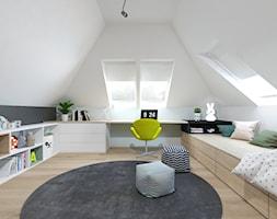 Projekt 49 - Pokój dziecka, styl nowoczesny - zdjęcie od PASS architekci - Homebook
