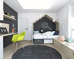 Projekt 48 - Pokój dziecka, styl nowoczesny - zdjęcie od PASS architekci - Homebook