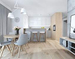 Projekt 6 - Kuchnia, styl nowoczesny - zdjęcie od PASS architekci - Homebook