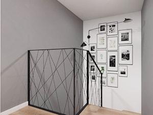 Projekt 31 - Schody, styl nowoczesny - zdjęcie od PASS architekci