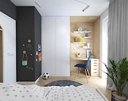 Projekt 47 - Pokój dziecka, styl nowoczesny - zdjęcie od PASS architekci - Homebook