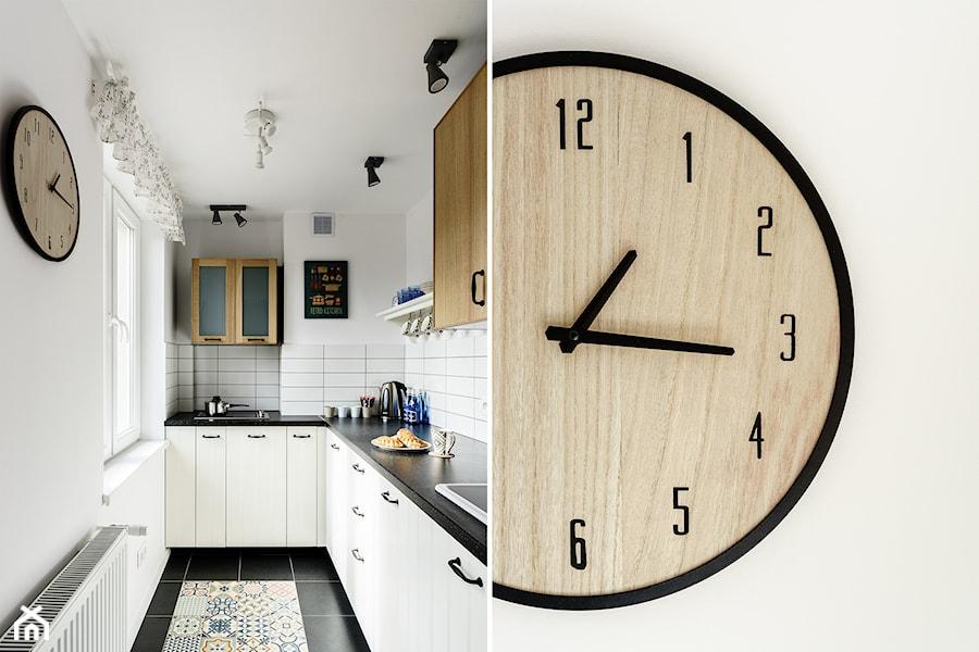 Topnotch Dzień dobry. Gdzie można kupić taki zegar ścienny? - homebook LR48