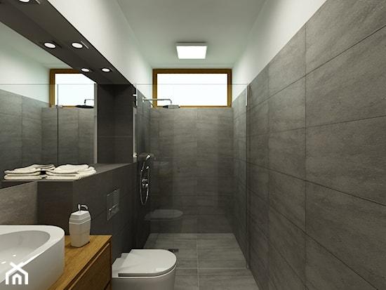 łazienka szarosci - Ideabook użytkownika jaoda - Homebook.pl