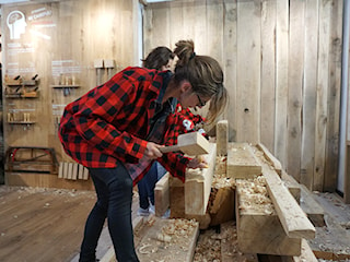 Zobacz prawdziwą magię drewna. Prosto z Mediolanu!
