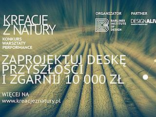 """""""Kreacje z natury"""" – międzynarodowy konkurs dla projektantów"""