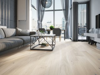 Jeśli podłoga to tylko drewniana! Wybierz naturalne i ponadczasowe rozwiązanie!