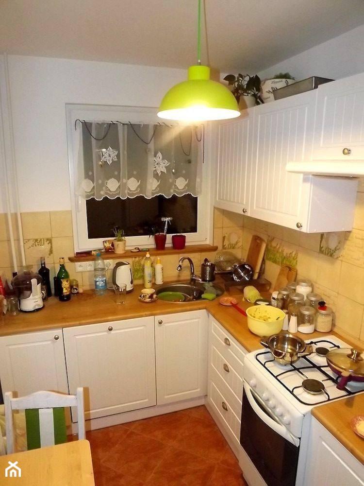 Kuchnia kilka miesięcy po remoncie w użytkowaniu   -> Kuchnia Po Remoncie Inspiracje
