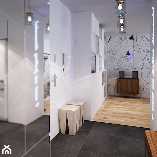 Hol / Przedpokój styl Skandynawski - zdjęcie od COI Pracownia Architektury Wnętrz