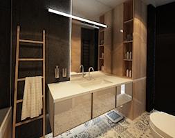 Łazienka, styl nowoczesny - zdjęcie od COI Pracownia Architektury Wnętrz