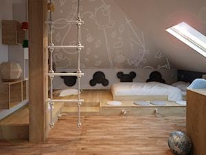 10 sposobów na kreatywną aranżację ściany w pokoju dziecka