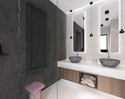 Łazienka, styl nowoczesny - zdjęcie od COI Pracownia Architektury Wnętrz - Homebook