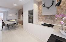 Kuchnia styl Prowansalski - zdjęcie od COI Pracownia Architektury Wnętrz