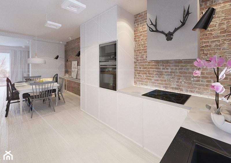 Dom INSPIROWANY stylem prowansalskim  Średnia otwarta   -> Kuchnia Ikea Styl Prowansalski