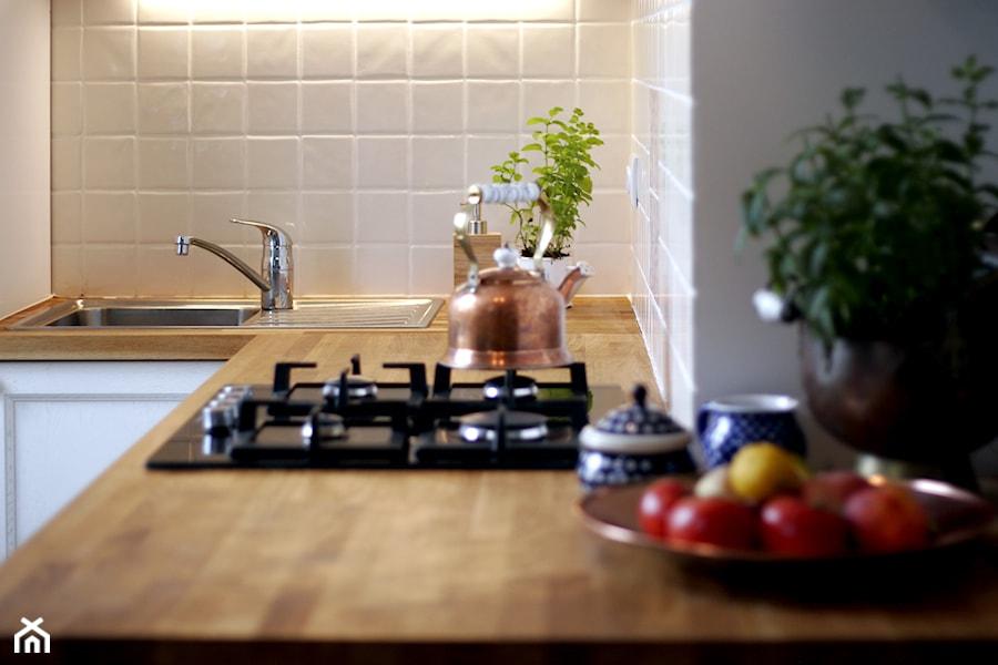 Projekt kuchni - Kuchnia, styl rustykalny - zdjęcie od WLEKLIŃSKA WNĘTRZA