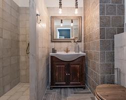Mała łazienka - zdjęcie od AnEd Design - stylizacja wnętrz/home staging/fotografia wnętrz - Homebook
